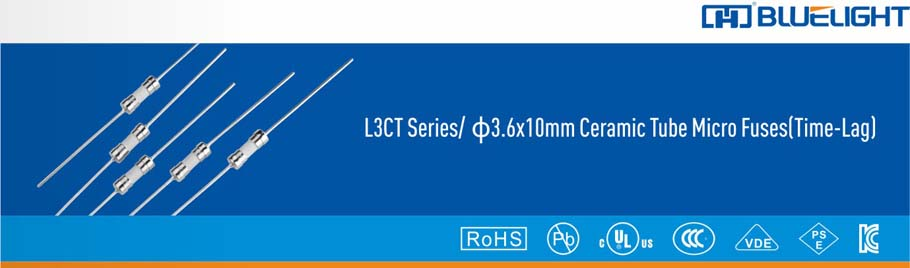 L3CT系列/Φ3.6X10陶瓷管延时安徽快3形态走势图(图1)